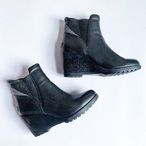 Sorel After Hours Wedge Chelsea Boot